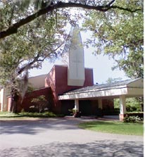 St. John's Lutheran Church, Beaufort SC